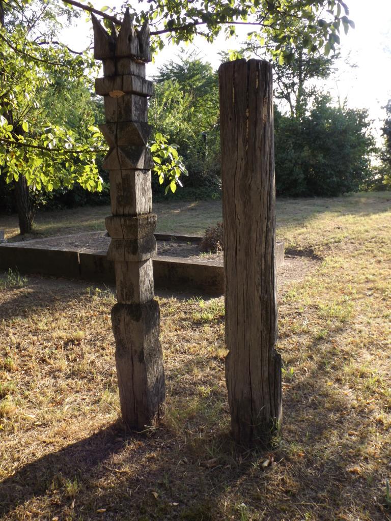 Fülöpszállási kopjafa